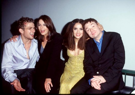 Ryan Phillippe, Sela Ward, Salma Hayek and Mike Myers (Photo by SGranitz/WireImage)