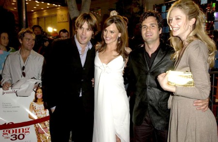 Sam Ball, Jennifer Garner, Mark Ruffalo e Judy Greer
