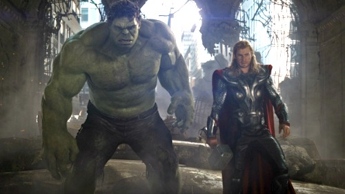 hulk comic character thor screenshots chris hemsworth mark ruffalo the avengers movie_wallpaperbeautiful_61