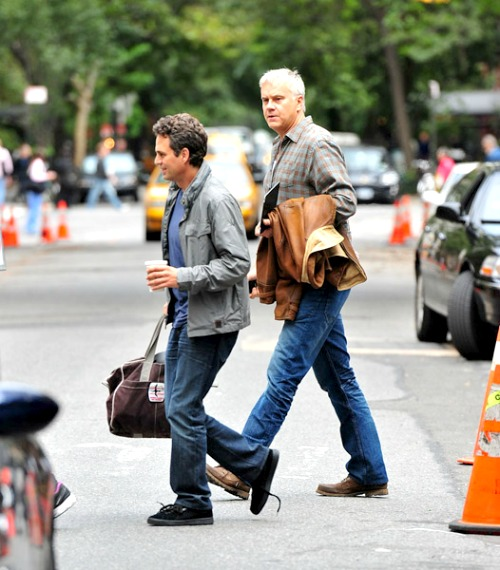 <> on October 3, 2011 in New York City.